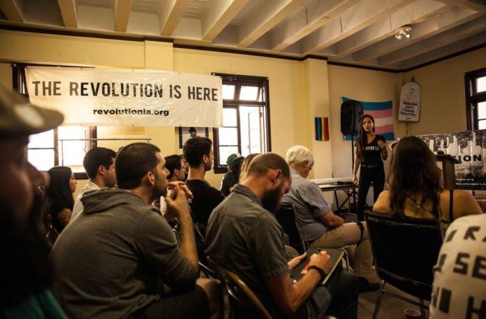 Revolution LA Mobilize! Meeting