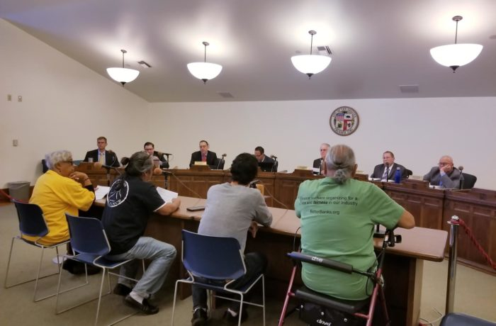 Budget and Finance Committee Hearing